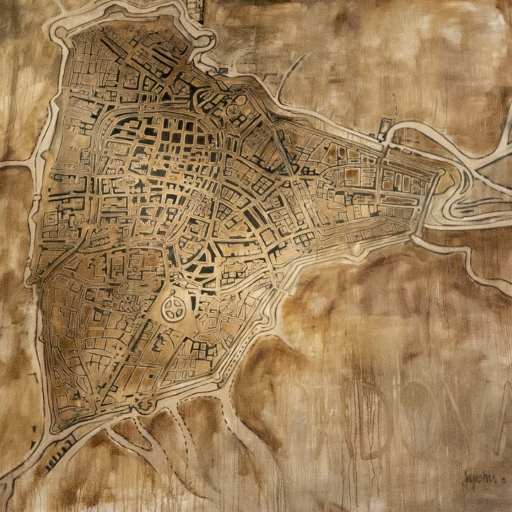 Map of Padova